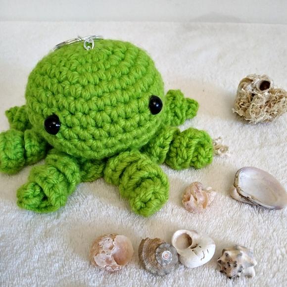 Amigurumi Octopus Crochet Pattern PATTERN ONLY | Etsy | 580x580